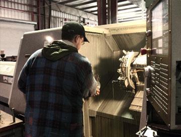 Custom Machine Shop and Fabrication Service 2