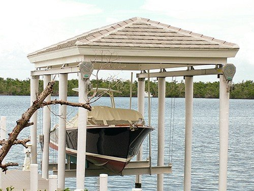 Boat House Lifts 1