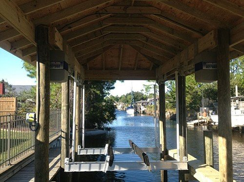 Boat House Lifts 2