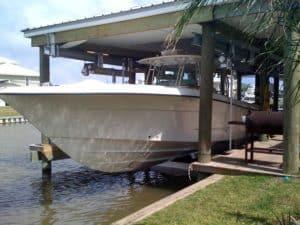 Boathouse Lifts - image Boathouse-5.9.2009-003-300x225 on http://iqboatlifts.com