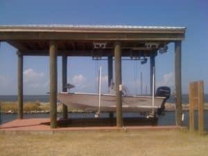 Boathouse Lifts Gallery - image Boathouse-IMG_0546-300x225 on http://iqboatlifts.com