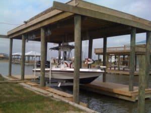 Boathouse Lifts Gallery - image Boathouse-IMG_0993-300x225 on http://iqboatlifts.com