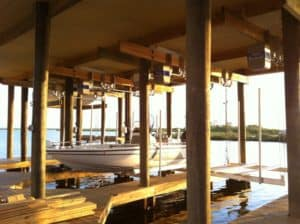 Boathouse Lifts Gallery - image Boathouse-IMG_1951-300x224 on http://iqboatlifts.com