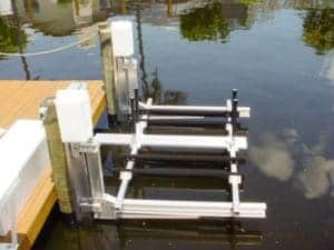 manufacturer of boat lifts
