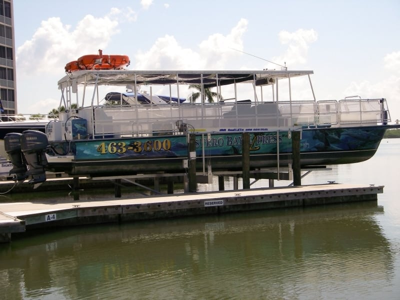 Top Consumer Rated Pontoon Boats For Sale - image Pontoon on http://iqboatlifts.com