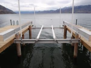 Specialty Lifts Gallery - image Shoreline-Hyd-1-300x225 on http://iqboatlifts.com