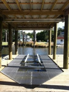 Boathouse Lifts Gallery - image boat-house-3-224x300 on http://iqboatlifts.com