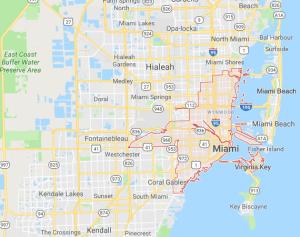 Miami Boat lifts