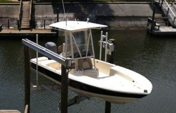 Cocoa Beach, FL - image Specialty-Boat-Lifts on http://iqboatlifts.com
