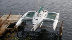Vertical Lifts Gallery - image Wide-Outrigger-lift-300x169 on http://iqboatlifts.com