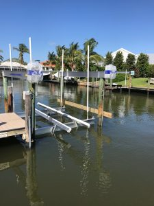 Vertical Lifts Gallery - image 16K-Platinum-Carter-Dock-225x300 on http://iqboatlifts.com