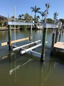 Vertical Lifts Gallery - image 16K-Platinum-Carter-Dock2-225x300 on http://iqboatlifts.com
