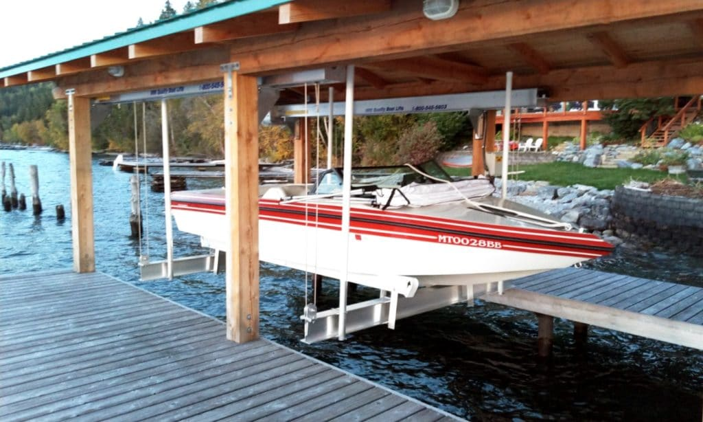 Tips for Picking the Best Boat Lift - image boathouse-lift-solutions-blog-1024x614 on http://iqboatlifts.com
