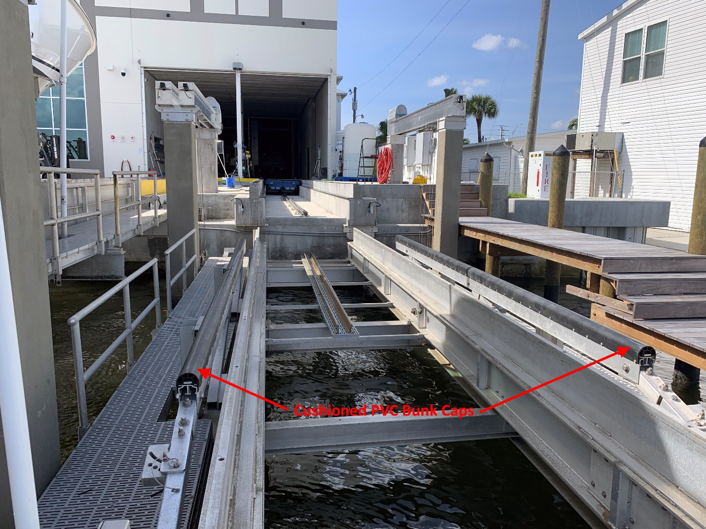 Bunk Covers IMM Quality Boat Lifts