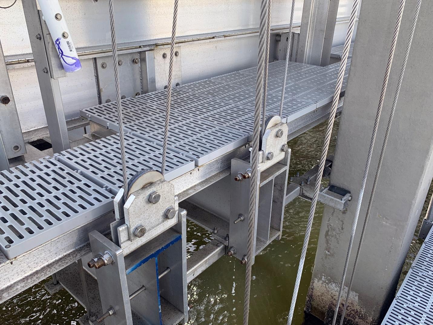 Imm Quality Boat Lift Cradle View