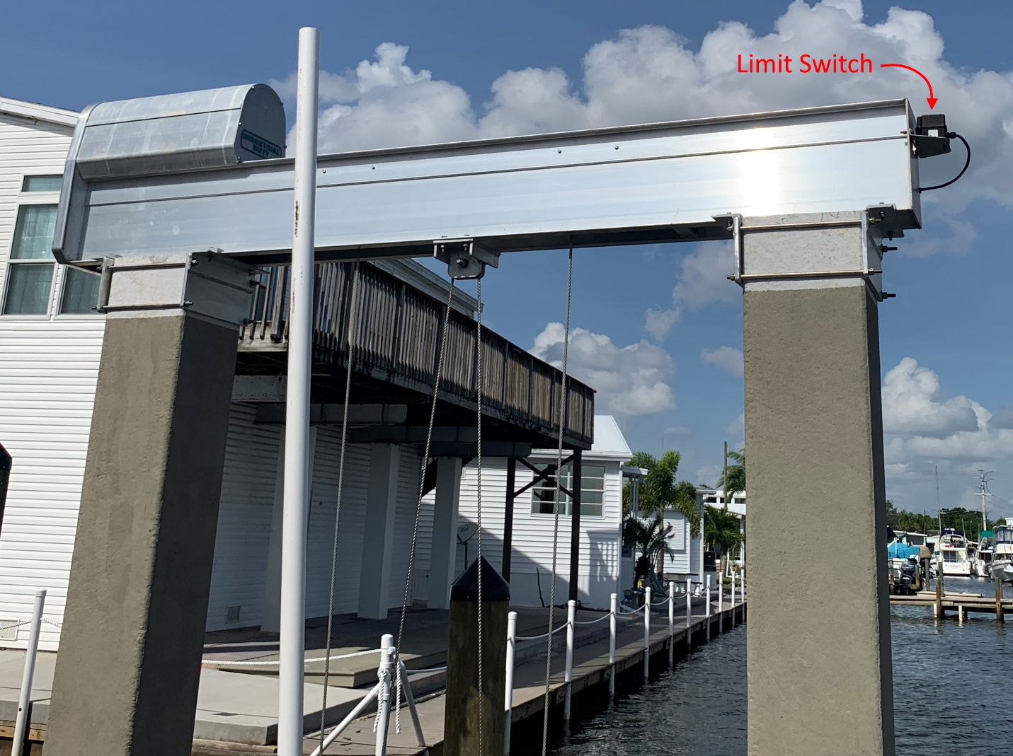 Limit Switch IMM Quality Boat Lifts