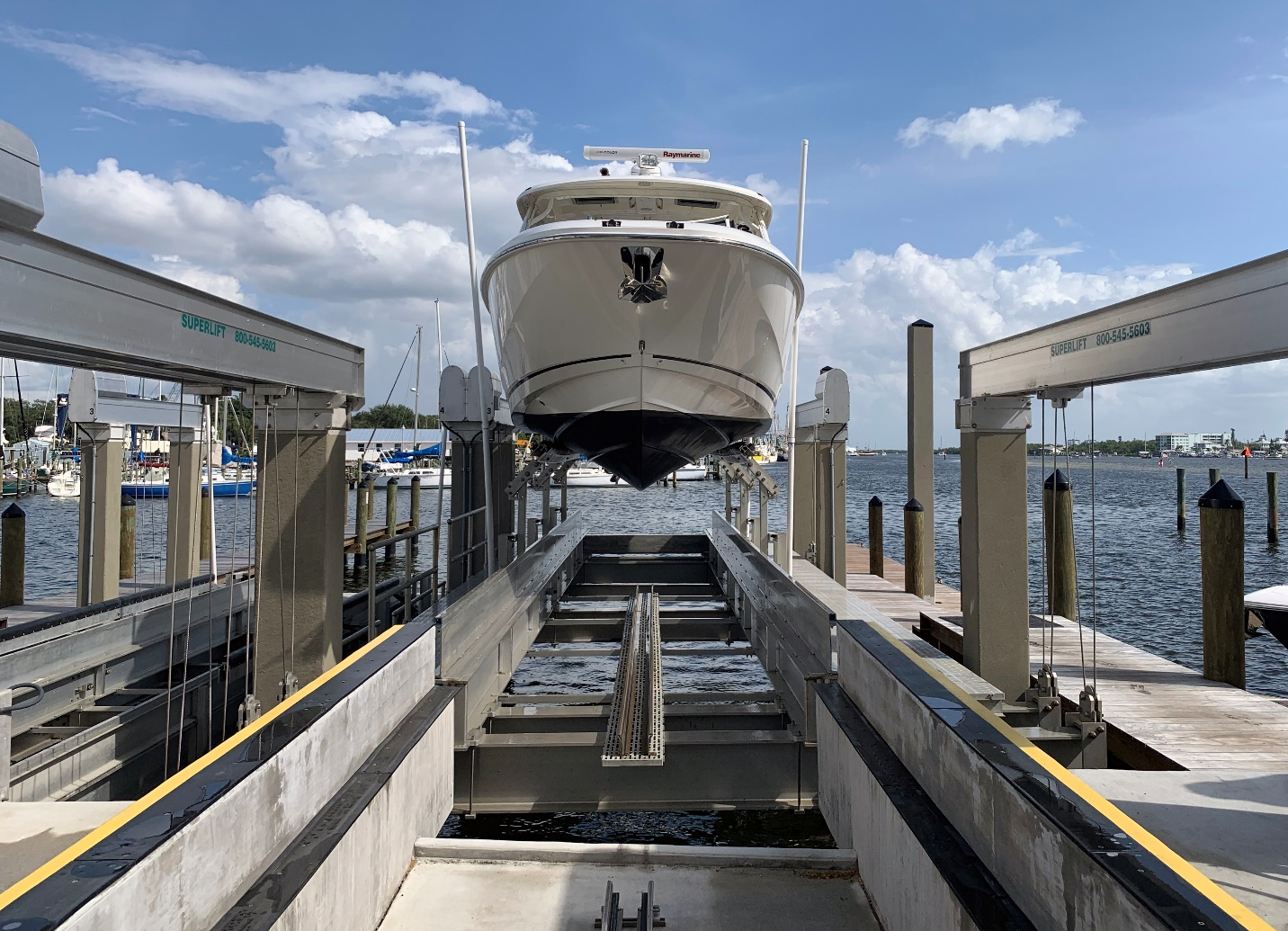 Superlifts By Imm Quality Boat Lifts