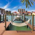 gulfside docks vintage alumavator lum